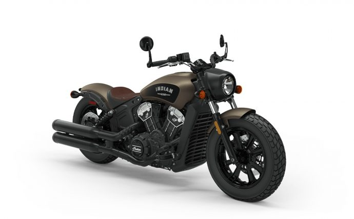 2020 INDIAN MOTORCYCLES SCOUT BOBBER ABS
