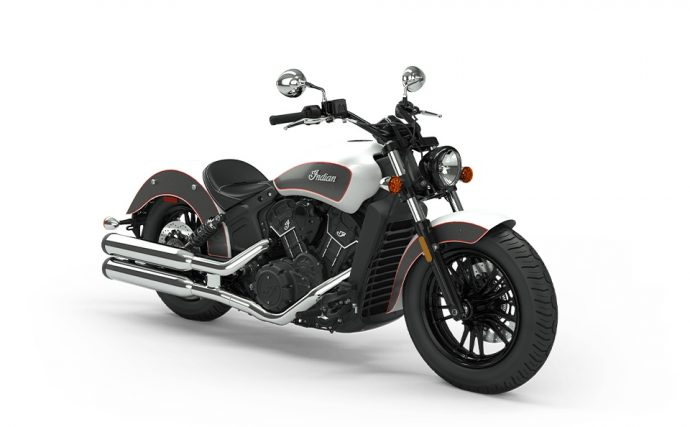 2020 INDIAN MOTORCYCLES SCOUT SIXTY ABS