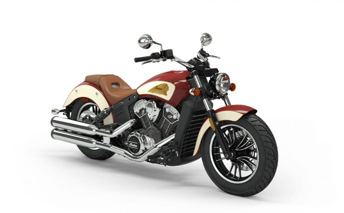 2020 Indian Motorcycles Scout ABS