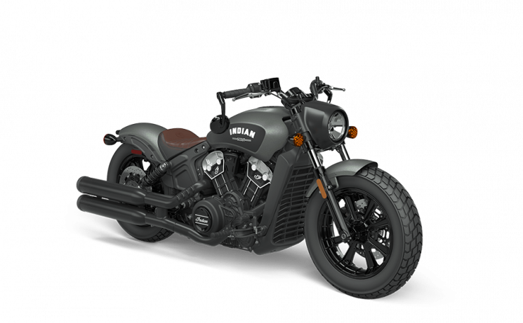 Indian Motorcycle Scout Bobber ABS 2021