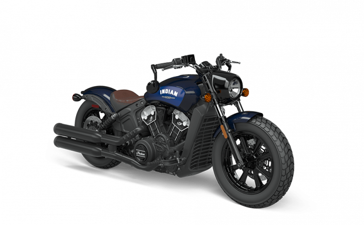 Indian Motorcycle Scout Bobber ABS Icon Series  2021
