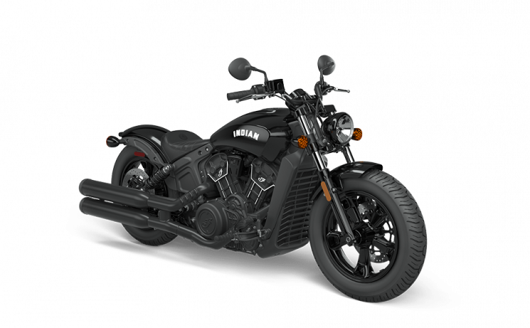 Indian Motorcycle Scout Bobber Sixty 2021