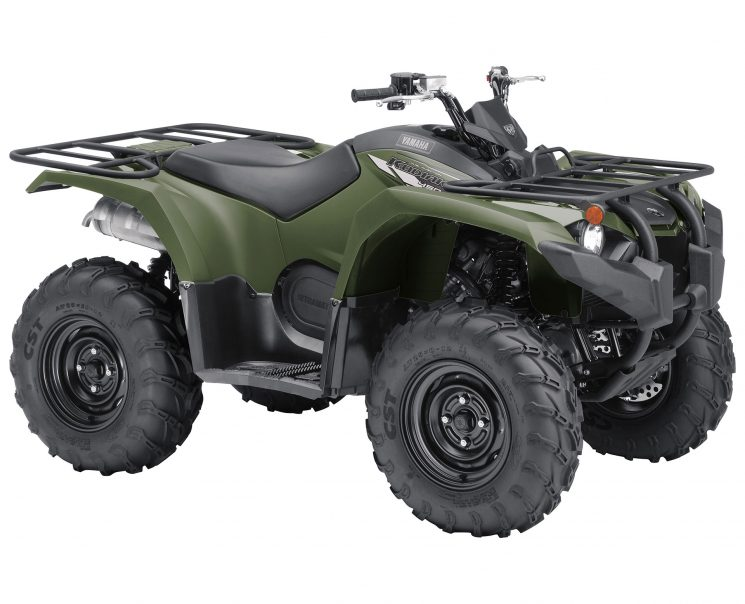 VTT multi-usage YAMAHA KODIAK 450 2021