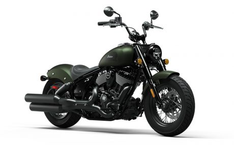 Indian Motorcycle Chief Bobber Dark Horse ABS 2022