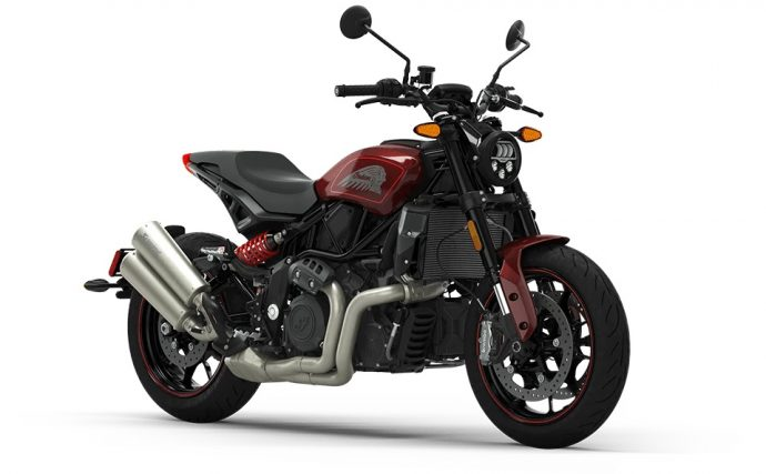 Indian Motorcycle FTR 1200 S 2022