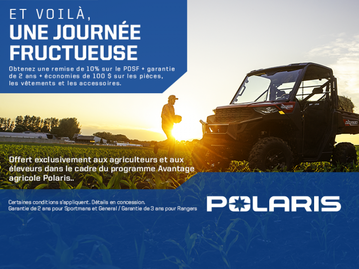 PROGRAMME POLARIS AG ADVANTAGE