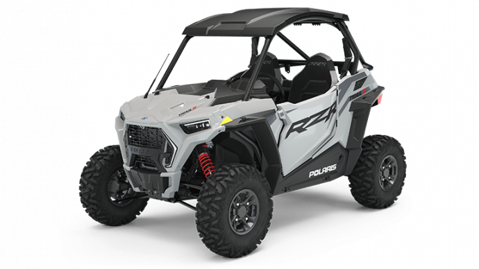 Polaris RZR Trail S 1000 Ultimate Ghost Gray 2022